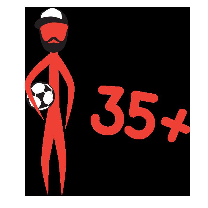 Senjorų 35+